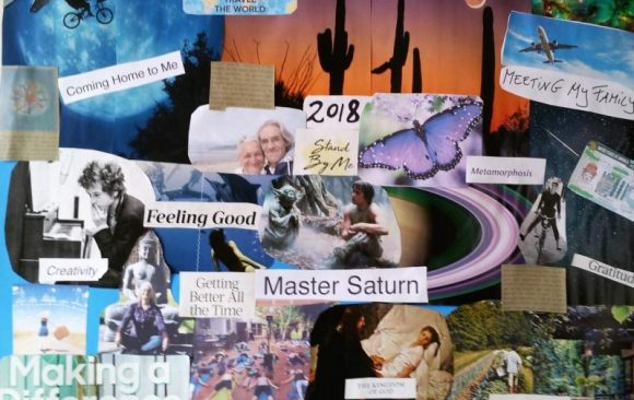 The Power of Manifestation Vision Board Workshop