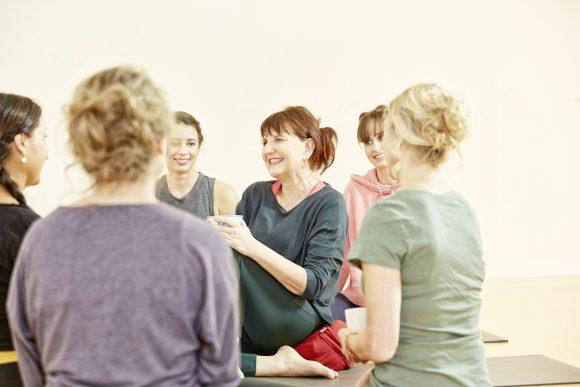 Yoga & die zweite Lebenshälfte