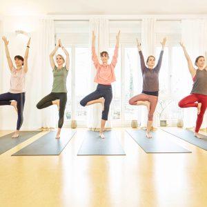 Yoga Matinée So 22.9. / 10.00 – 13.00 Uhr