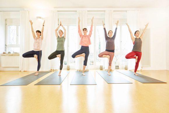Yoga Matinée mit Lenka und Paul Reinig So 22.9. / 10.00-13.00
