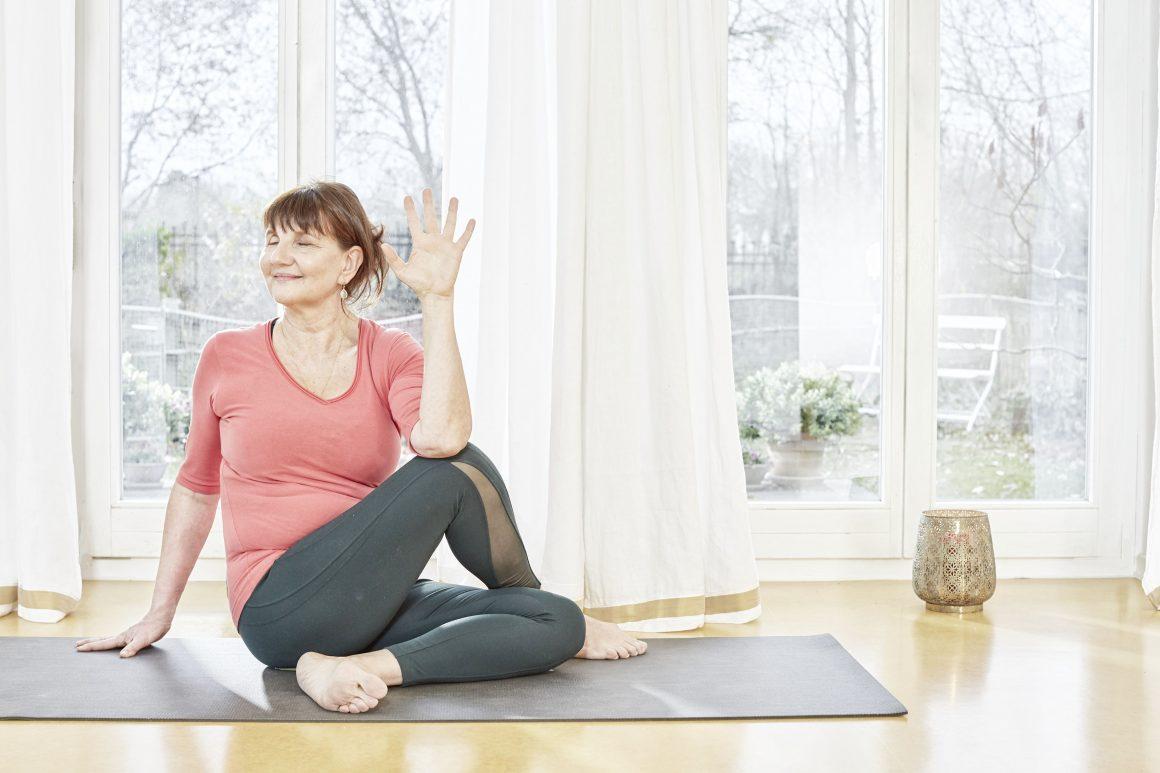 Geschenk für dich – Yoga Video