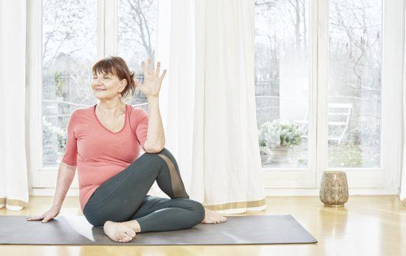 Online Yoga Stunden per Zoom – Stundenplan 2.6. – 4.6.