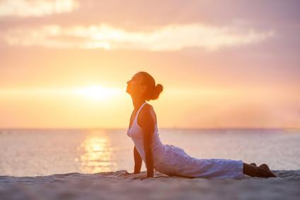 Yoga in den Sommerferien – montags 18.00 Uhr, mittwochs 19.00 Uhr