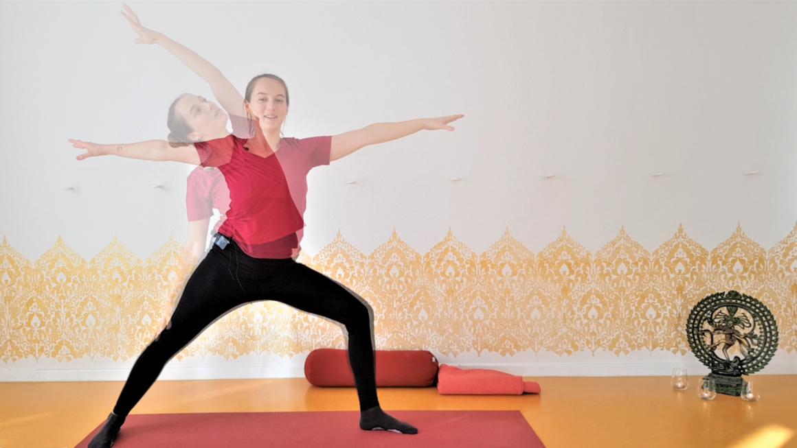 YogaFlow – der Wochenend-Starter